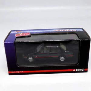 Corgi-Lledo-1-43-Vanguards-Ford-Sierra-Sapphire-GLS-Negro-VA09901-limite-edution