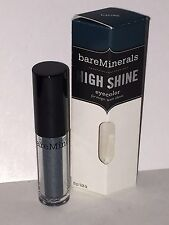 "bareMinerals BareEscentuals HIGH SHINE Eyecolor Eyeshadow ""ELECTRIC"" Green NEW"