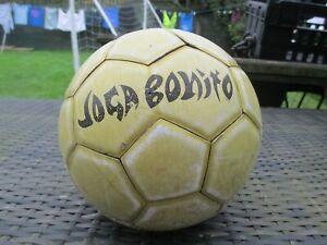biología dominio declaración  Nike 'Joga Bonito' Vapor Skill 2006 Official Football Gold/White Ball  **RARE** | eBay