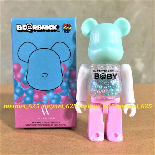 Bearbrick Medicom 2019 Macau WF Fashion Exclusive My First Baby 100/% Be@brick