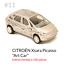 "miniature 2 - #11 Citroen Picasso ""ART CAR"" - Norev 3 inches 1/64 no majorette"
