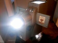 Vtg Three Dimension Company Bell & Howell Streamliner 500 Projector + Case WORKS