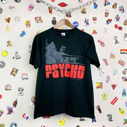 Vintage 90s Universal Studios Psycho Bates Horror