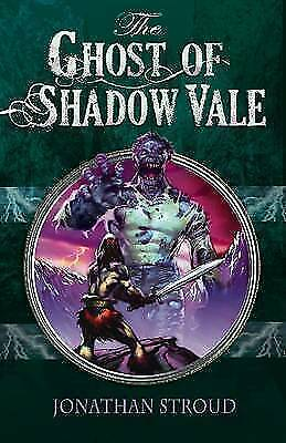 Stroud, Jonathan, The Ghost of Shadow Vale (Reloaded), Very Good Book