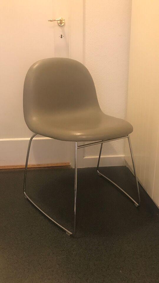 GUBI, 3D, Spisebordsstol