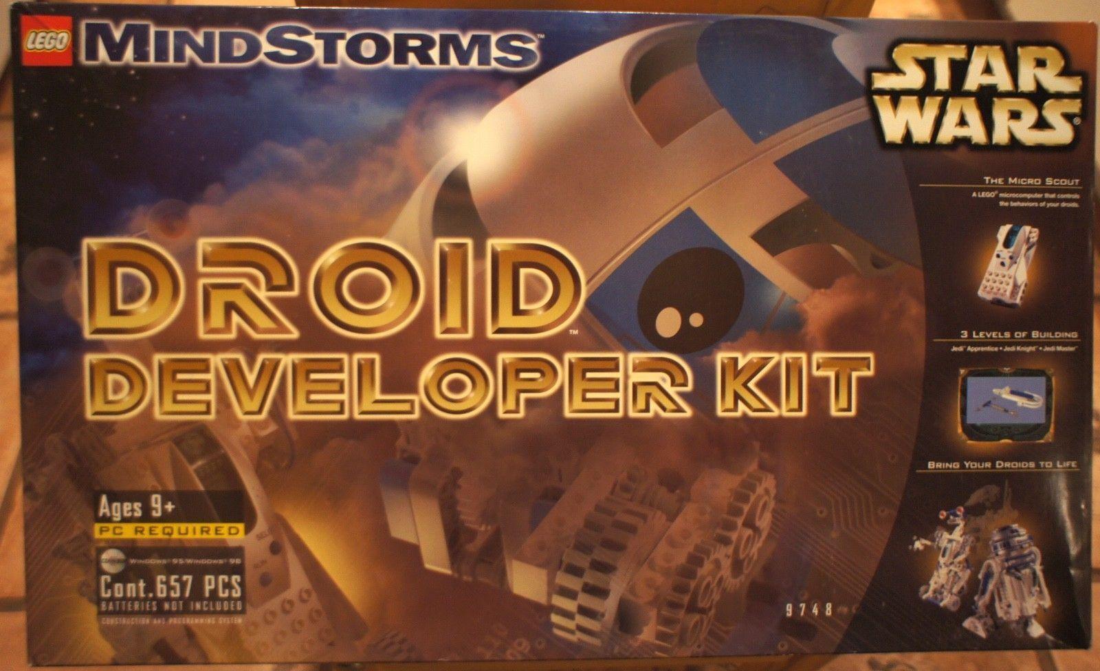 Lego Mindstorms 9748 Droid Developer Kit - Nuovo in Sealed Box