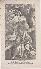 Ex-libris E.A. RATI OPIZZONI - Italie