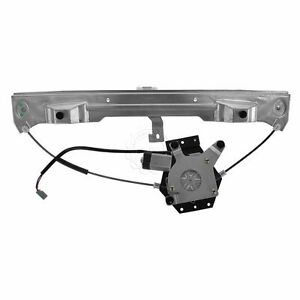Window regulator power w motor rear rh right for explorer for 2002 ford explorer rear window regulator replacement