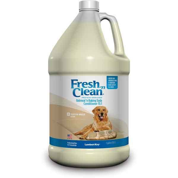 Oatmeal N' Baking Soda Conditioner Professional Dog and Cat Concentrate Gallon
