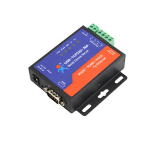 Security & Protection Qualified Industrial Data Transmission Usr-tcp232-304 Ethernet Converters Rs485 To Tcpip/ Ethernet
