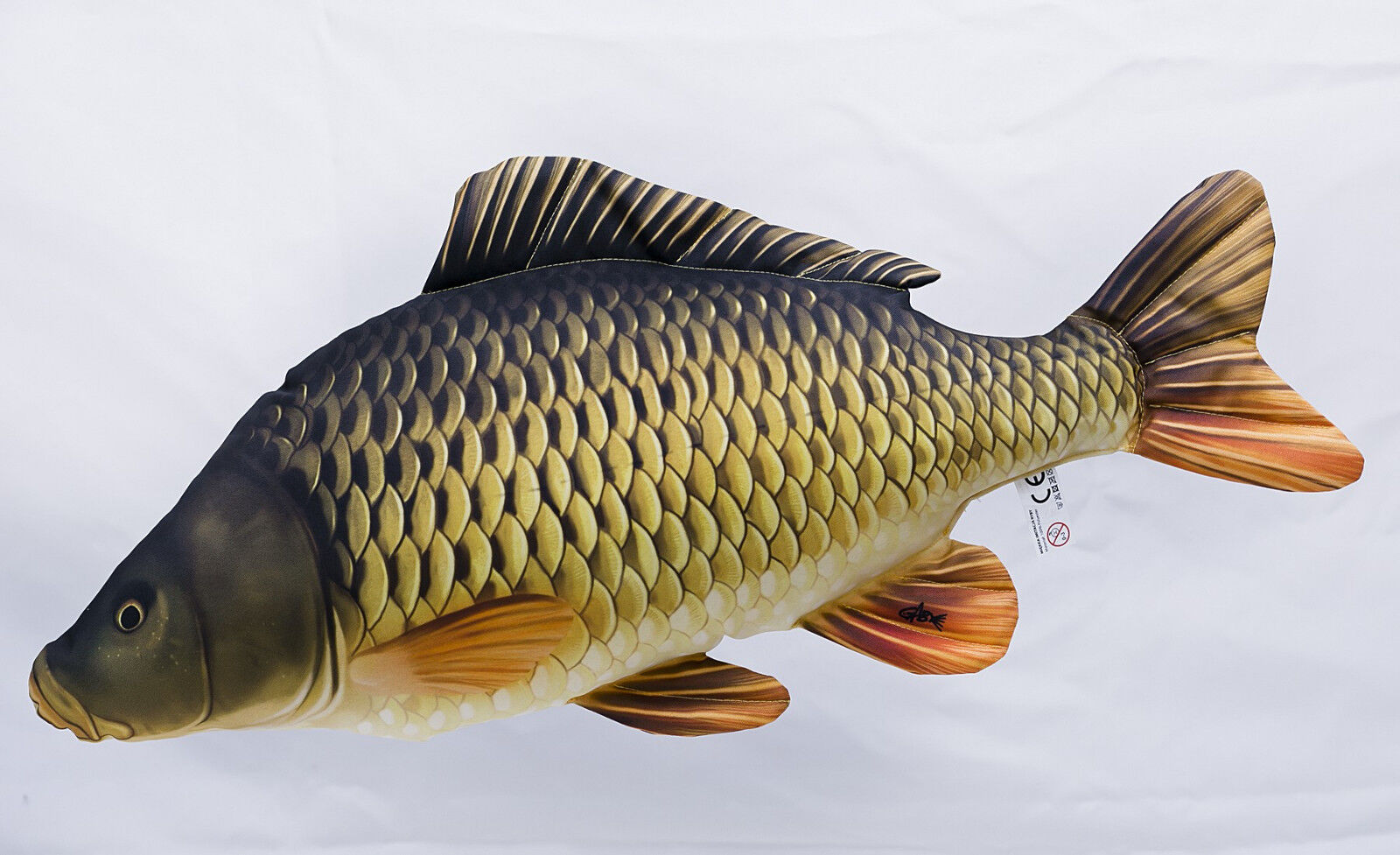 GABY GIANT COMMON CARP SOFT TOY FISH PILLOW GIFT 100CM  39INCH. FREE POSTAGE   offering store