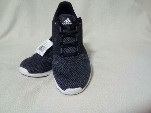dk 2 Gray Zapatillas cuero ~ para Madoru blk Adidas new ~ 8 de de y malla M sz hombre running whit ~ vwwqTxaBY