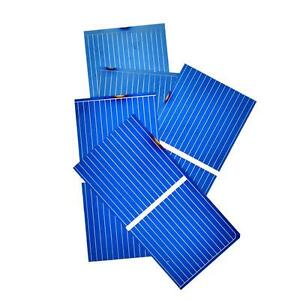 100pcs-0-5V-0-225W-Solar-Panel-Cell-52-26mm-Polycrystalline-DIY-Battery-Charger