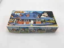 Pola N Scale 300 Railway Station Model Kit