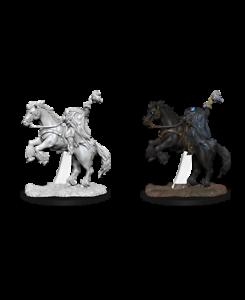 figurine-HD-mini-wizkids-JDR-D-amp-D-pathfinder-W12-Dullahan-Headless-Horsemen