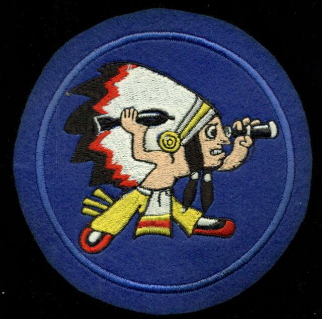 USAF Air Force Master Missle Operations Badge OD Green /& Blue award cloth patch