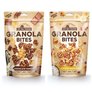 Granola-Bites-East-Bali-Cashews-Gourmet-Snack-3-Sorten-2-vegan-Kekse-Muesli