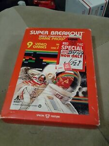 Super-Breakout-for-Atari-2600-BRAND-NEW-FREE-SHIPPING