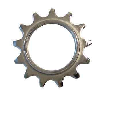 BLACK FIXED GEAR 16T BLACK FIXIE COG  TRACK SINGLE SPEED COG 16 TOOTH 1//8/""