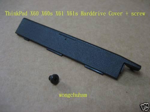 screw FRU 42X4316 Lenovo IBM ThinkPad X60 X61 Harddisk Cover