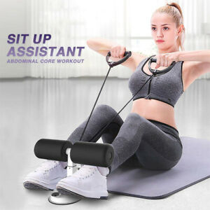 Adjustable-Self-Suction-Sit-Up-Bars-Household-Fitness-Aid-Assistant-Equipment-AU