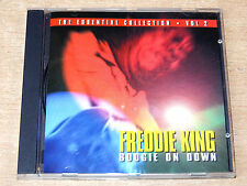 Freddie King/Boogie On Down : The Essential Collection Volume 2/1999 CD Album