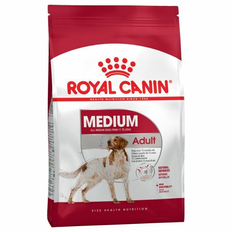 Royal Canin Hund Mittel Adult 4 KG