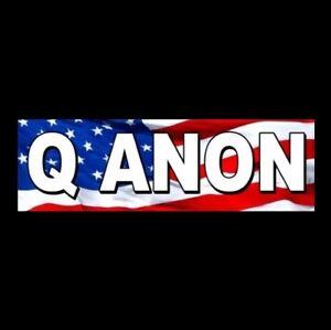 034-Q-ANON-034-Pro-Donald-Trump-BUMPER-STICKER-patriot-2020-MAGA-QAnon-Anti-Liberal