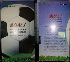 Vhs Goal ! Le Piu' Belle Reti Della Stagione 92/93 Campionato Serie A Milan êTre Reconnu à La Fois Chez Soi Et à L'éTranger Pour Sa Finition Exceptionnelle, Son Tricot Habile Et Son Design éLéGant