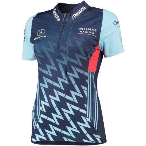 Williams Racing 2018 autre équipe Performance Jersey Femme fanatiques