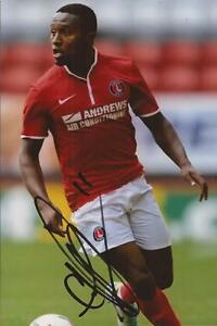 CHARLTON CALLUM HARRIOTT SIGNED 6x4 ACTION PHOTOCOA -  SHROPSHIRE, United Kingdom - CHARLTON CALLUM HARRIOTT SIGNED 6x4 ACTION PHOTOCOA -  SHROPSHIRE, United Kingdom