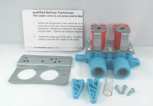 WV3 Universal Water Valve for Whirlpool Washer+