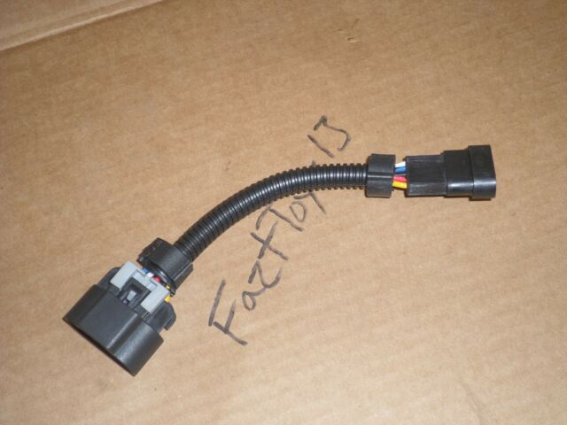 ls3 ls7 maf mass air flow sensor to ls2 wiring harness adapter rh ebay com  mass air flow sensor wiring harness
