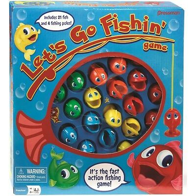 NEW Lets Go Fishing Game from Mr Toys Toyworld