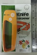 Vintage Knife Sharpener! Sharpie by Travco NYC! Unique old hard to find Item!