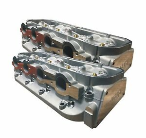 Details about ProMaxx BBC 317cc Cylinder Heads