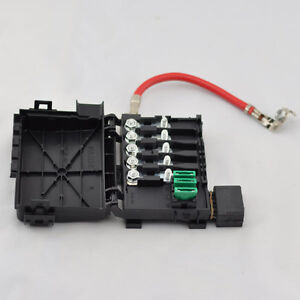 fuse box battery terminal fit for vw jetta golf mk4 beetle 2 0 1 9 image is loading fuse box battery terminal fit for vw jetta