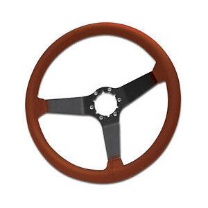 1980 - 1982 Corvette Reproduction Steering Wheel with Correct Black Spokes