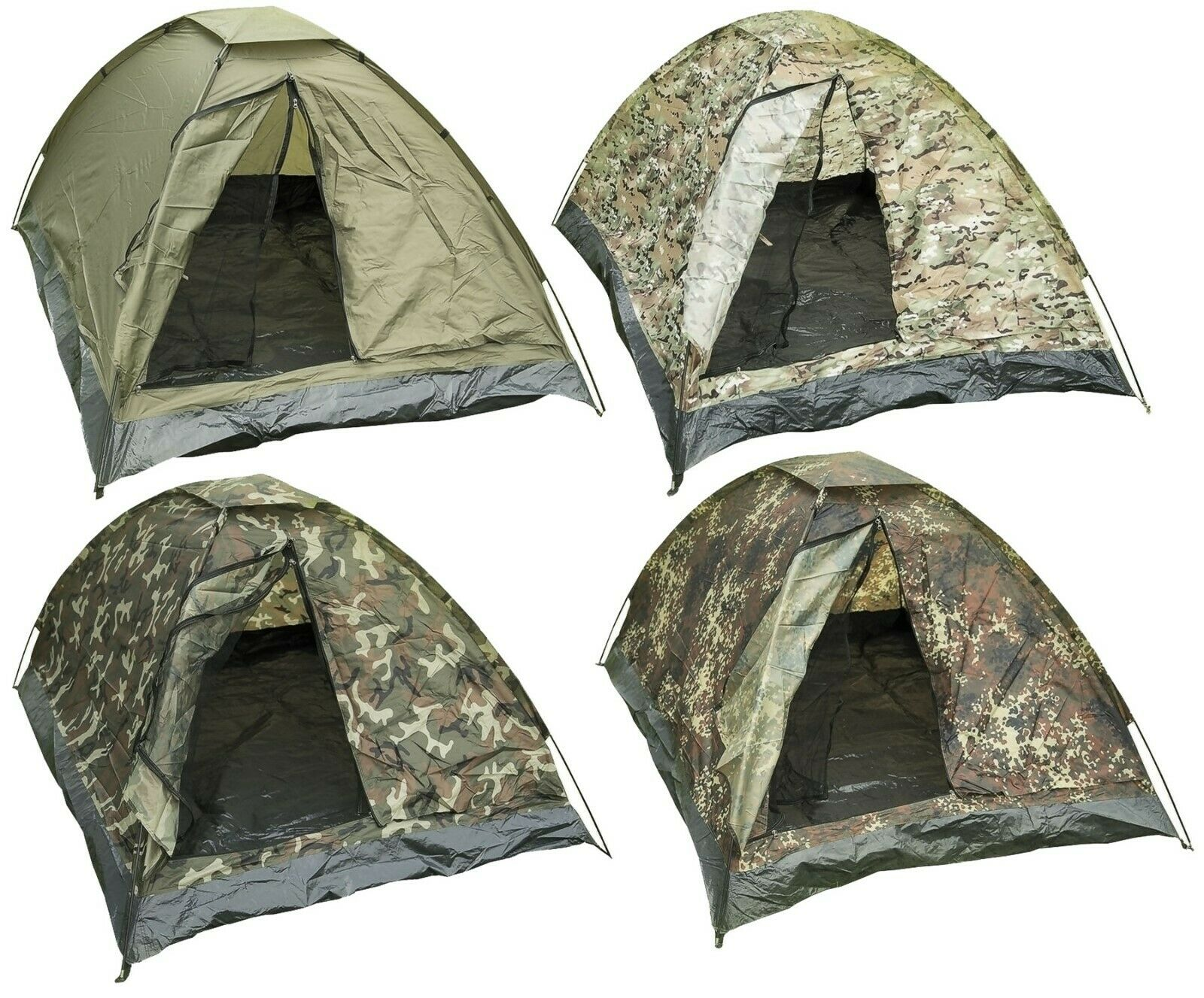 Zweimannzelt  IGLU STANDARD  Kuppelzelt Campingzelt Trekkingzelt Tarn Camouflage   big discount