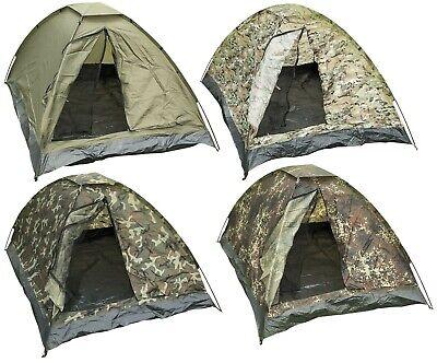 Zweimannzelt »IGLU STANDARD« Kuppelzelt Campingzelt Trekkingzelt Tarn Camouflage | eBay