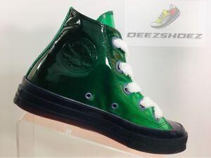 9b87ac6a5db La foto se está cargando Converse-JW-Anderson-Juguete-Verde-Naranja-Zapatos -del-