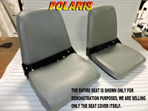 Polaris Ranger 1999-01 New seat cover UTV 6x6 4x4 4X2 utility Sport Gray 368A