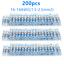 thumbnail 22 - 200PCS Solder Sleeve Heat Shrink Butt Wire Splice Connector Waterproof Terminals