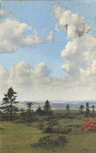 Blick vom Kellberg zum Spitzberg gl1925 E7050
