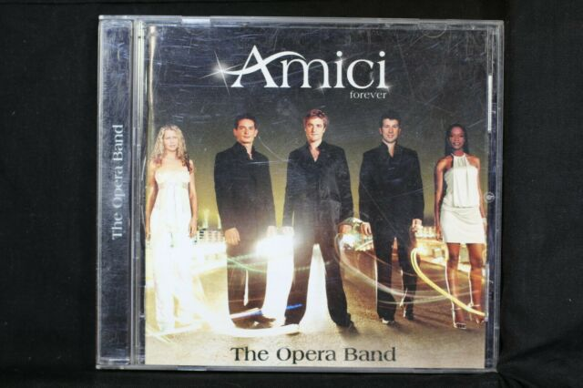 Amici Forever – The Opera Band (C373)