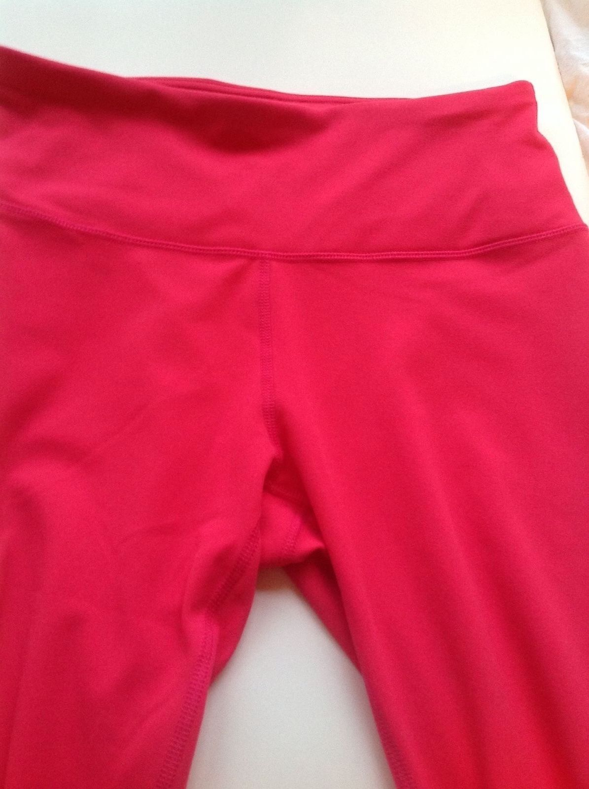 Exercise stretchy Yoga Rosa Large pants