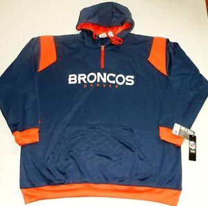 orange denver broncos sweatshirt