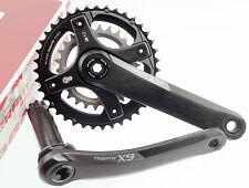 SRAM Truvativ X9 2x10 Speed BB30/PF30 MTB Bike Crankset 39/26T 180mm Double NEW