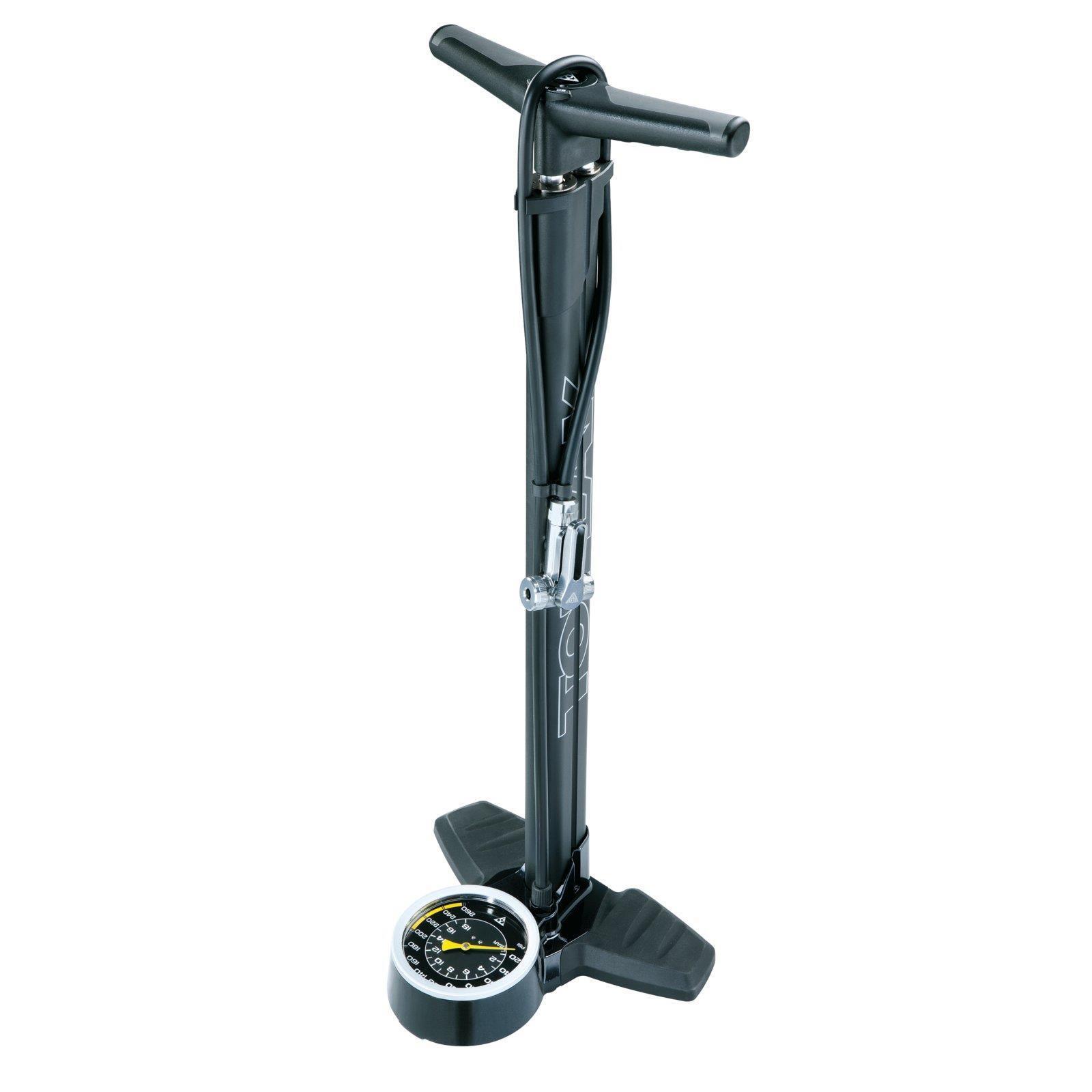 Topeak joeblow Ace DX bicicleta stand bomba bicicleta bomba de aire 18 bar Schrader DV