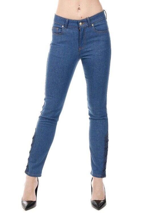 LAST HOURS  Alexander mcqueen Denim bluee Jeans Size 44 BNWT 1